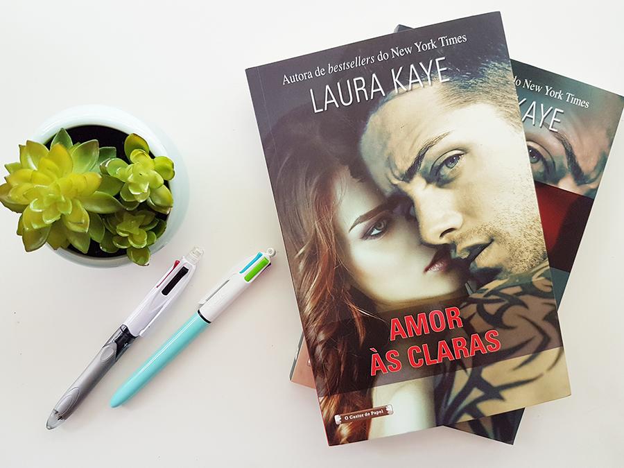 Livro Amor às Claras