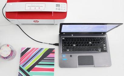 Impressora HP – Deskjet 3700