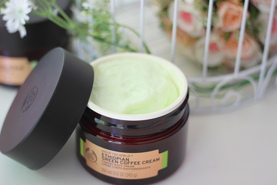 Ritual Refirmante The Body Shop Creme de corpo refirmante