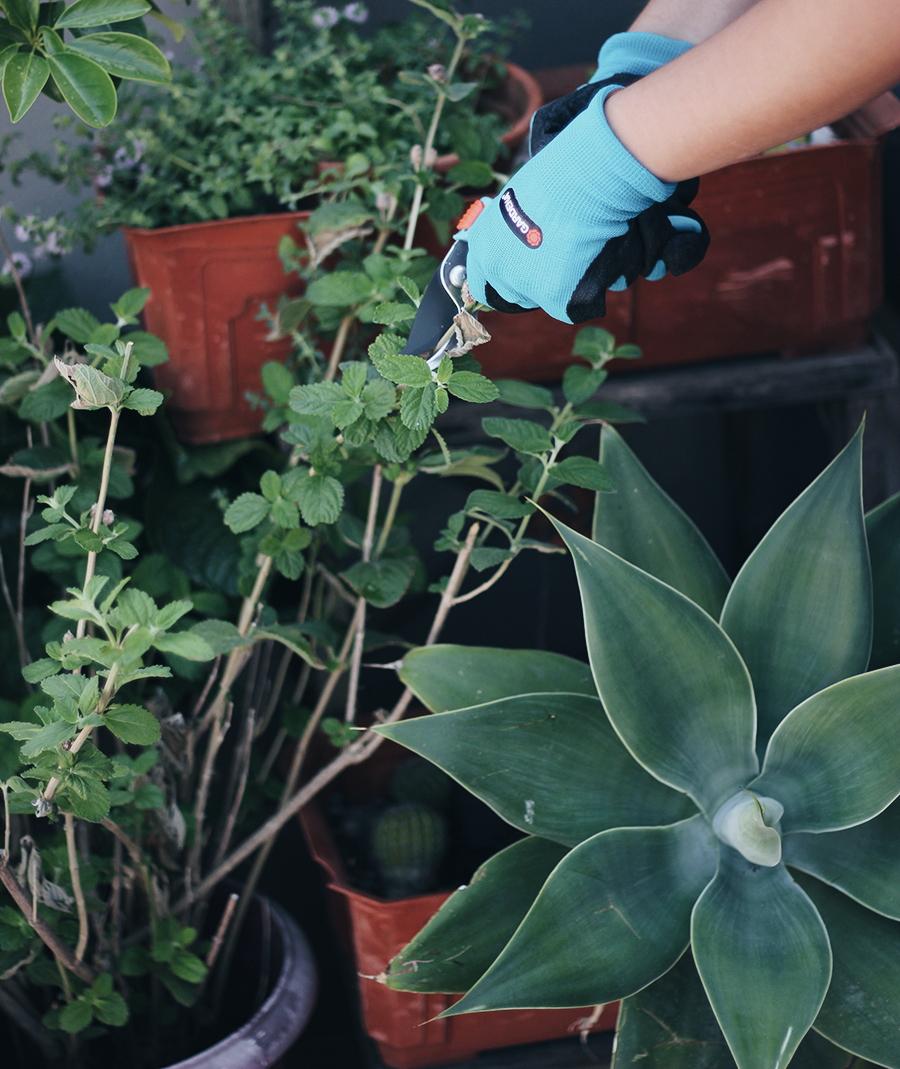 Gardena Ferramentas de jardinagem