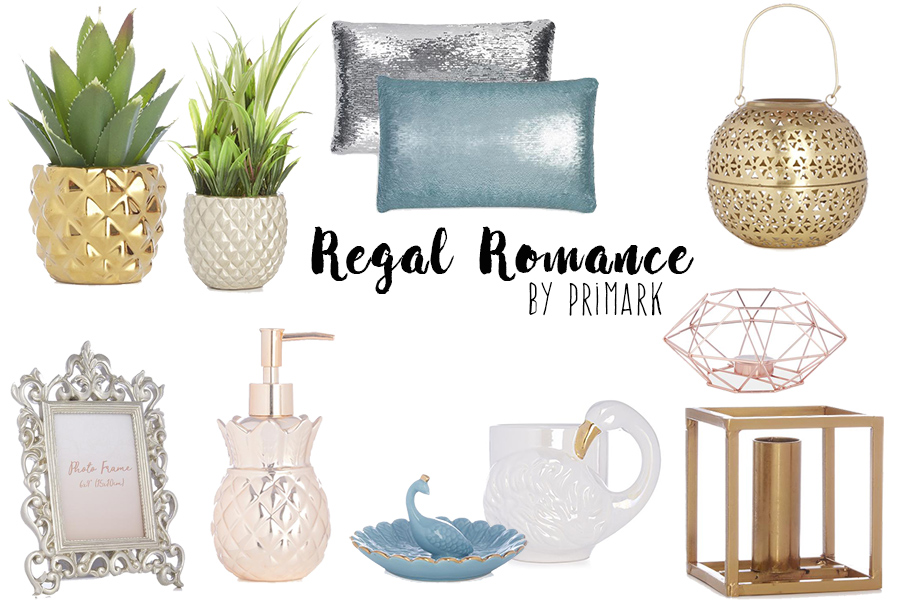 Regal Romance da Primark