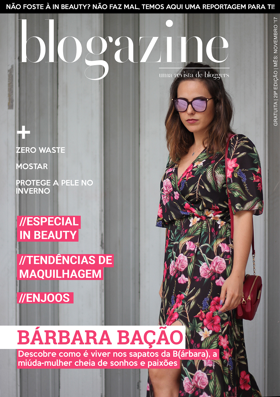 Blogazine Entrevista Bárbara Bação Living in Bs Shoes