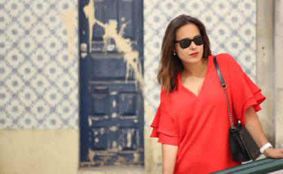 Lady In Red OOTD