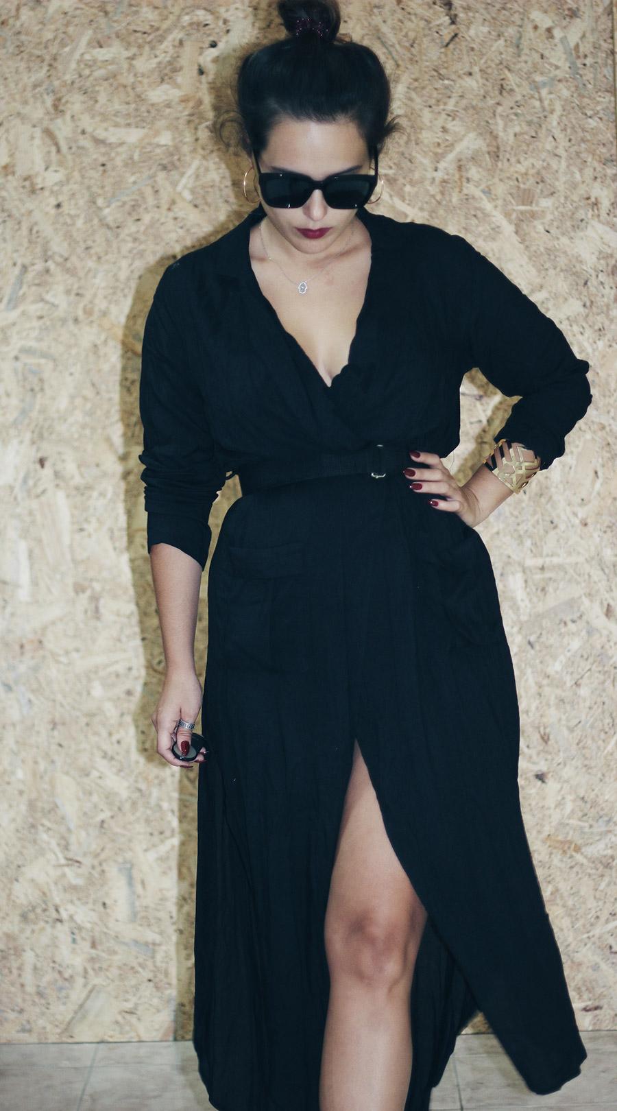 SheIn Asymmetrical Dress