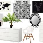 Inspiração para o quarto by IKEA