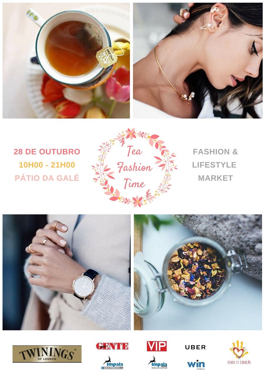 Tea Fashion Time