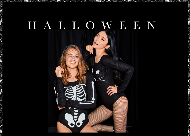Women'secret Halloween 2017