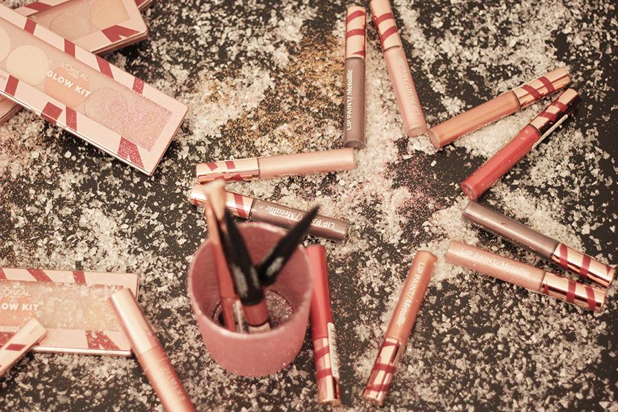 Loreal Maquilhagem Natal 2017