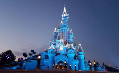 Disneyland Paris by Living in Bs Shoes