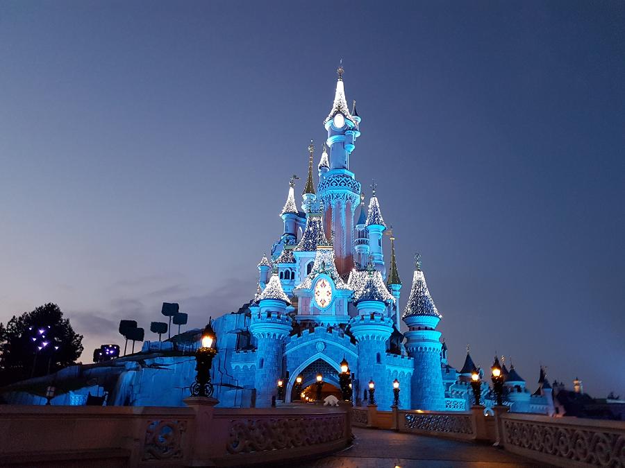 Disneyland Paris by Living in Bs Shoes