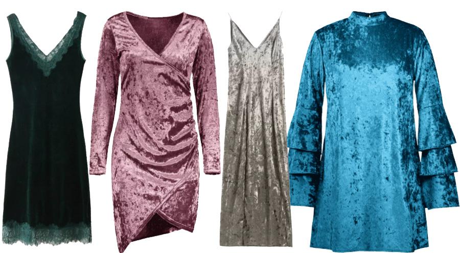 Zaful-Velvet-Dress
