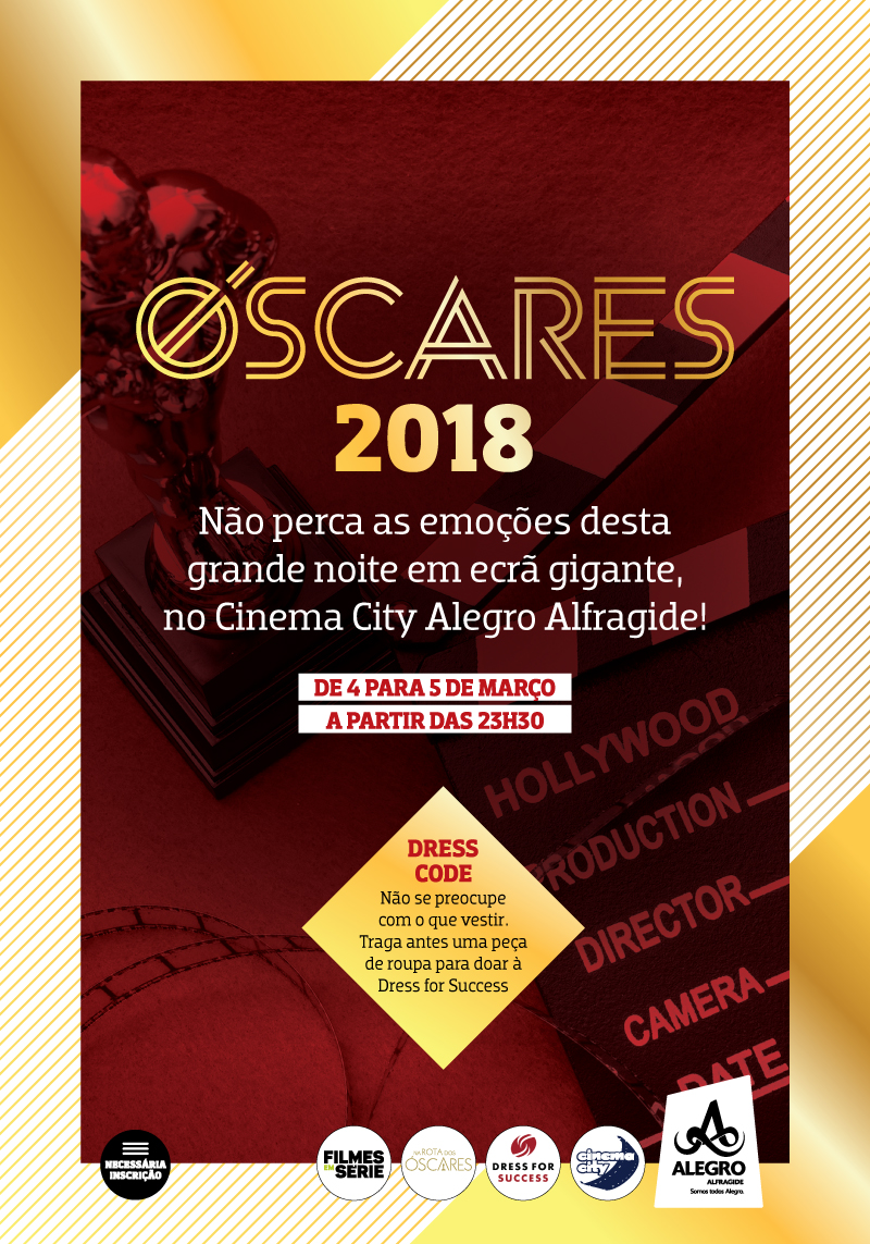 Alegro Alfragide Óscares 2018