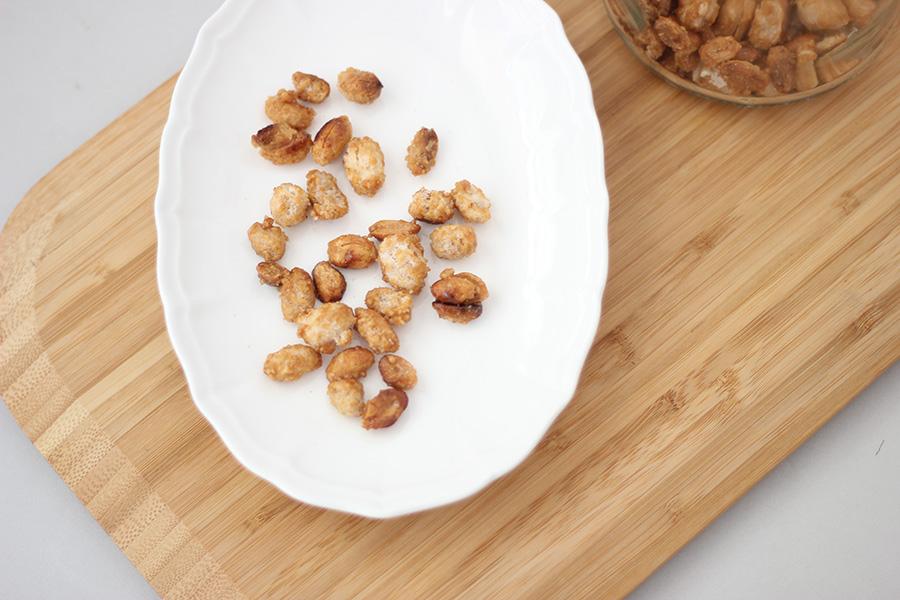 Amendoins Caramelizados