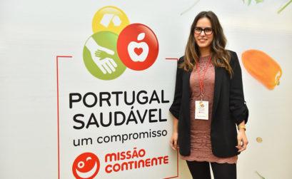 Conferencia Portugal Saudavel da Missao Continente