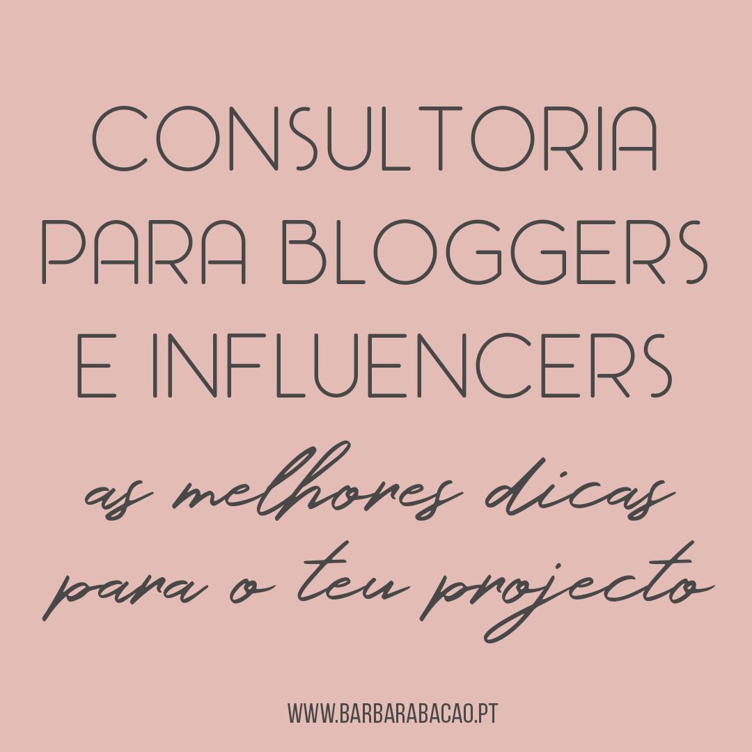 Barbara Bacao Consultoria para Bloggers e influencers