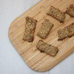 Barritas de cereais com proteína: um snack saudável e delicioso