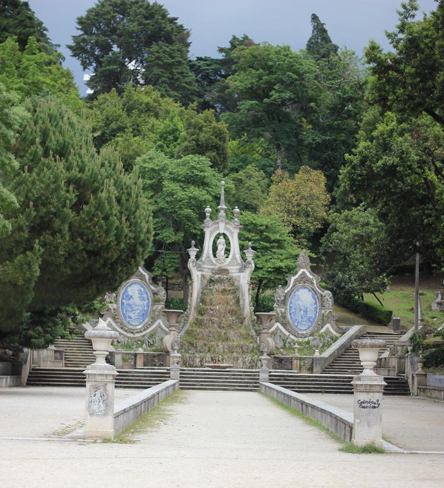Jardim da Sereia Coimbra