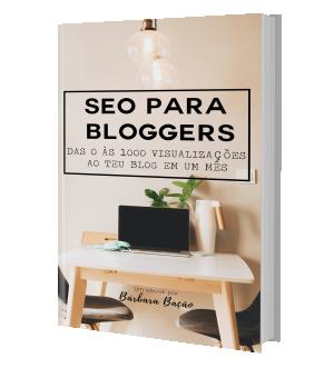 Ebook SEO para Bloggers