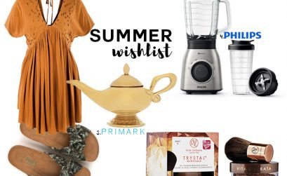 Summer wishlist