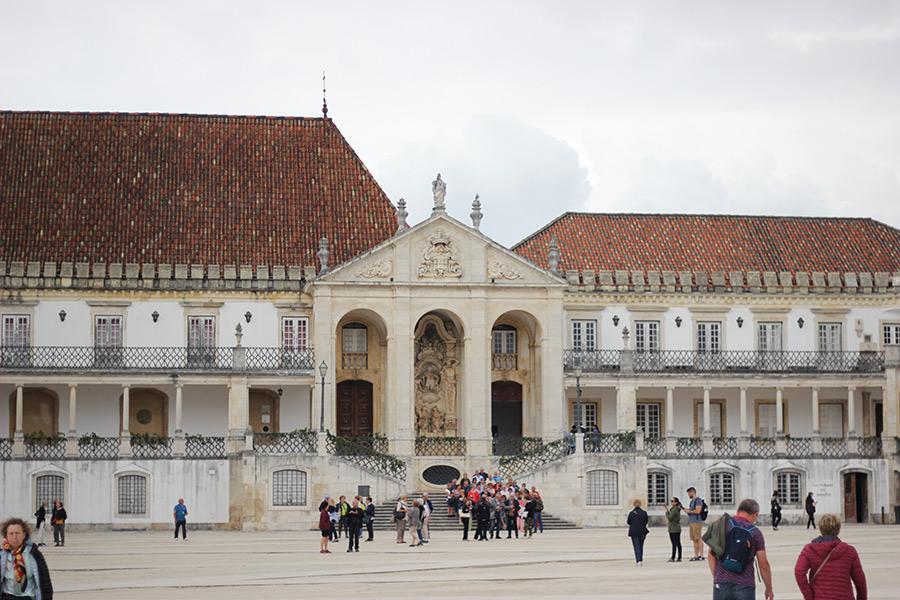 Universidade de Coimbra - Pátio das Universidades