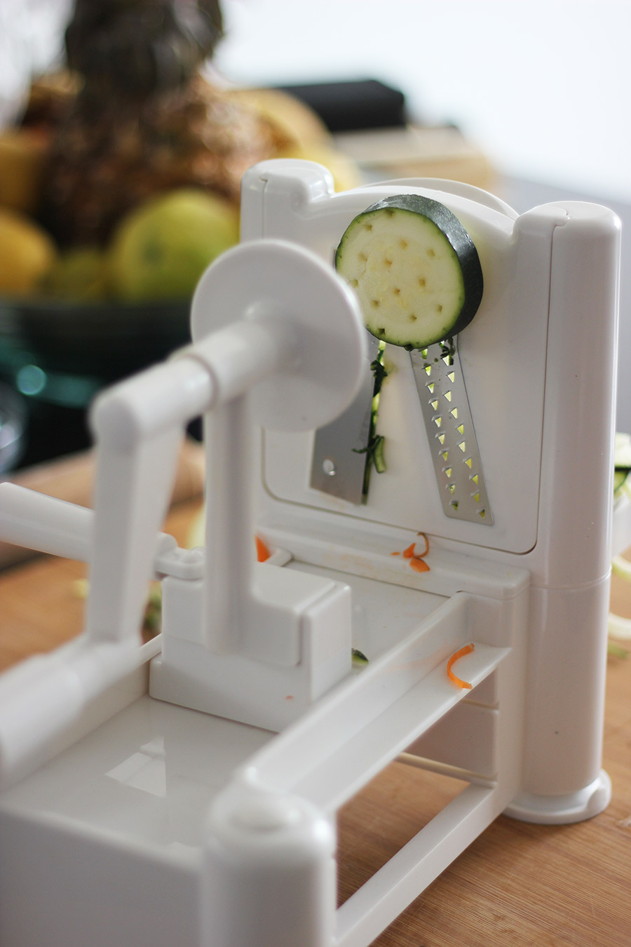 espiralizador de legumes