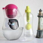 Garrafas Bobble e como eu deixei de consumir garrafas de água
