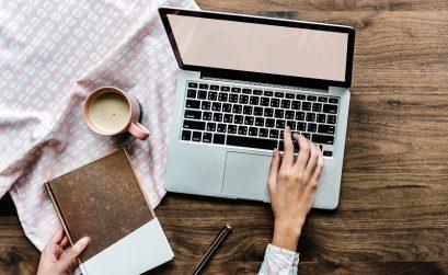 4 elementos obrigatórios na homepage do teu blog