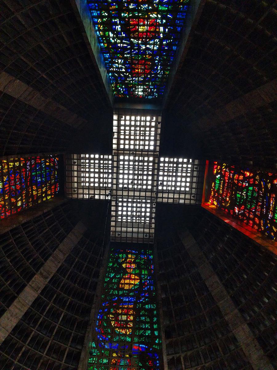 Catedral San Sebastian Rio de Janeiro