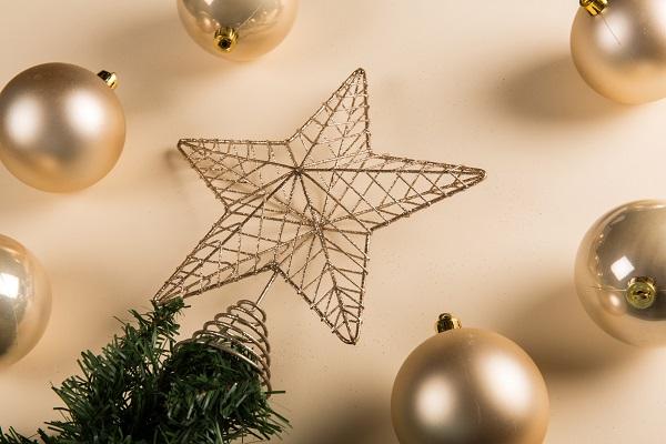 Decorações de Natal no ebay