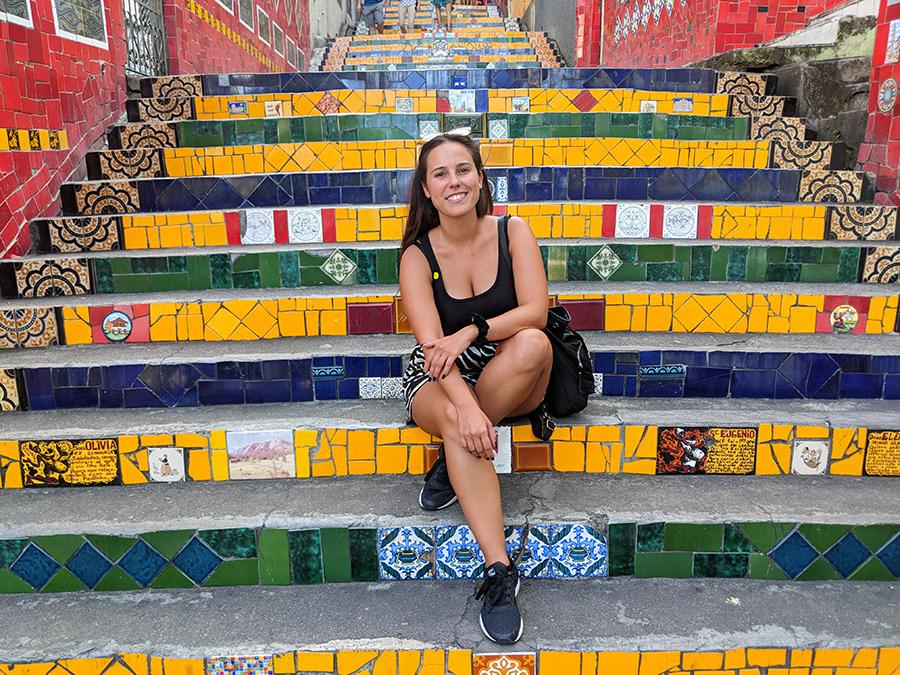 Coisas estranhas que vi no Rio de Janeiro