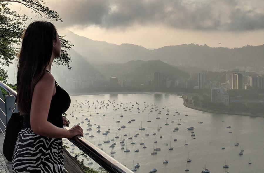 Morro da Urca Rio de Janeiro