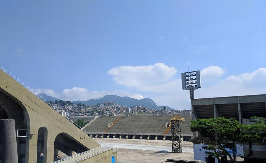 Sambódromo Rio de Janeiro