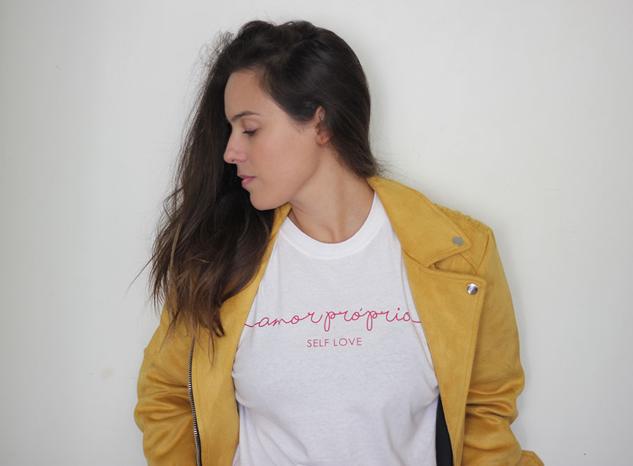 t-shirt Amor Próprio Vanilla Vice