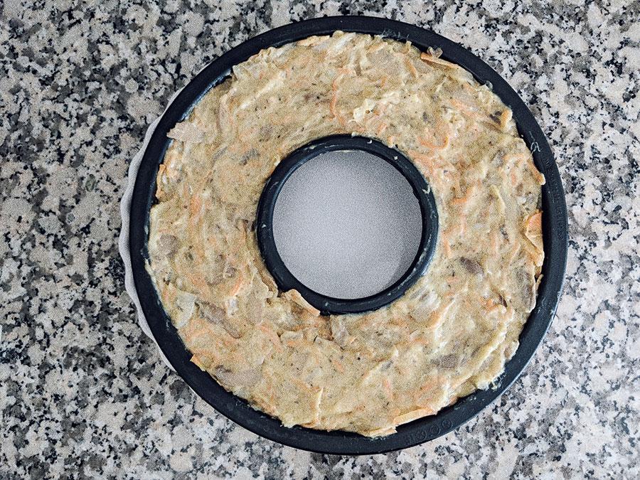 receita de coroa de bacalhau sustentável do Lidl