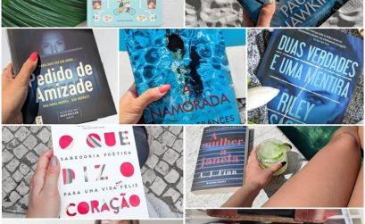 Os livros que li em 2018