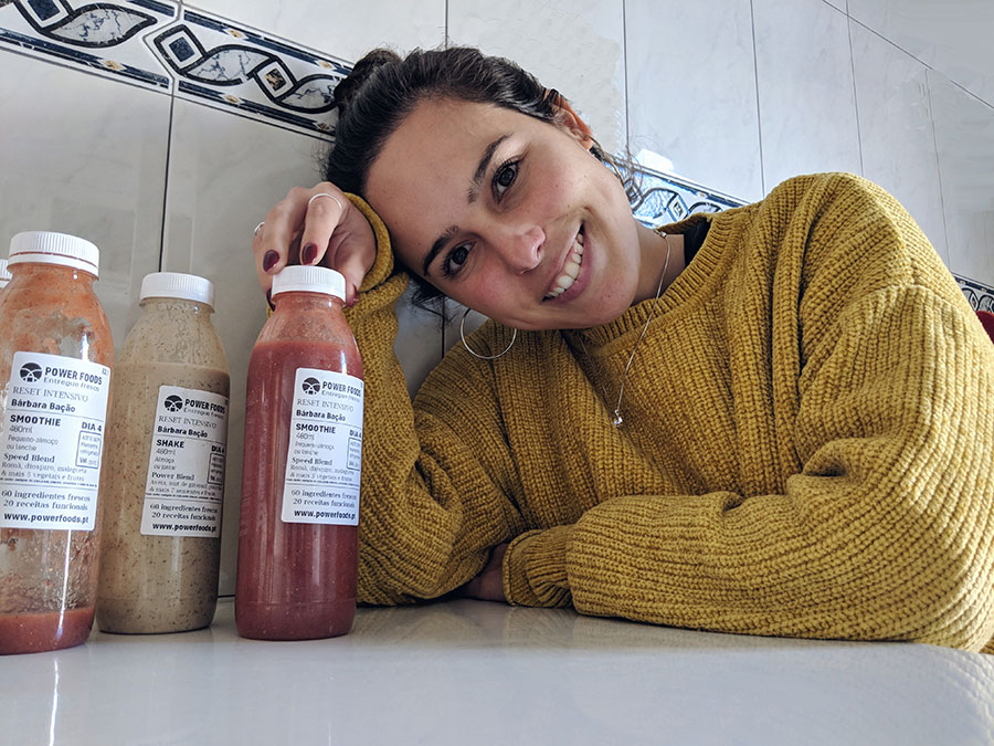 Power Foods Health Bárbara Bação