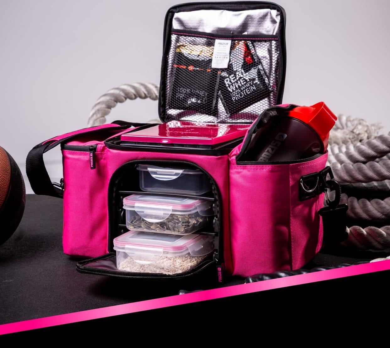 Prozis Lancheira Befit Bag 2.0 Pink Edition
