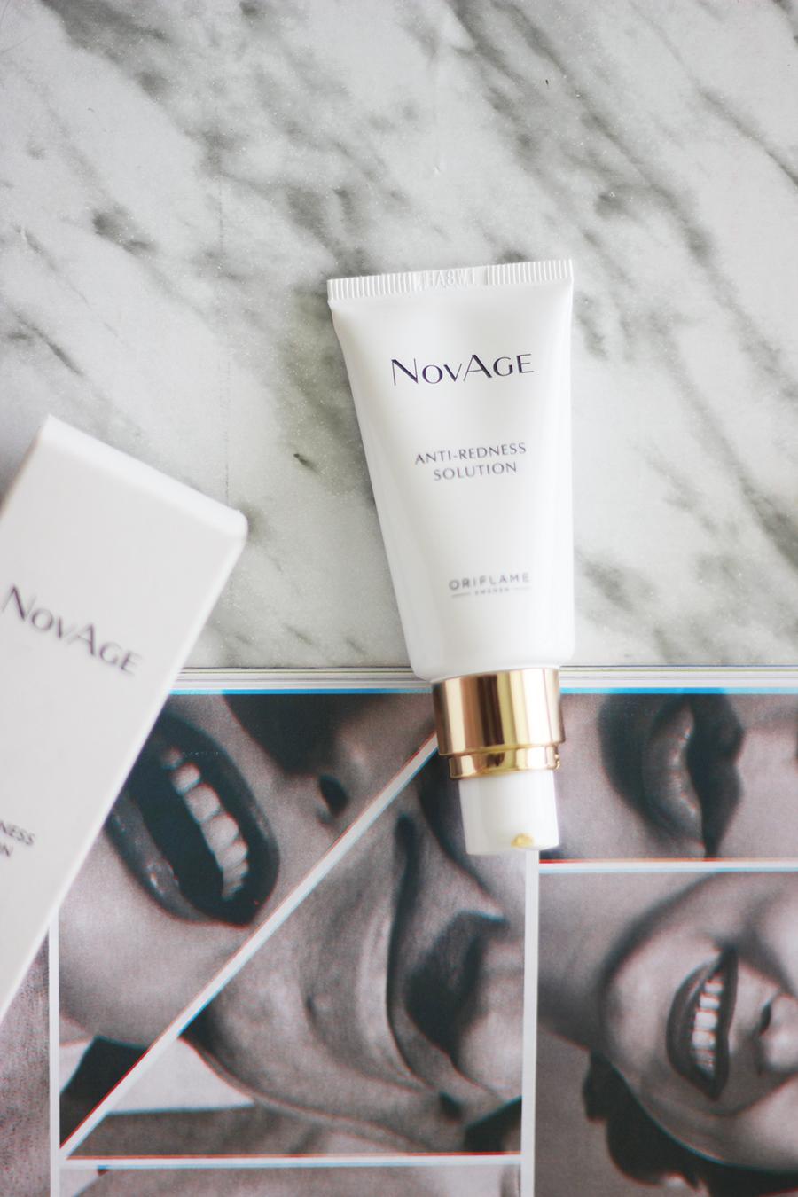 Solução Antivermelhidão NovAge Oriflame