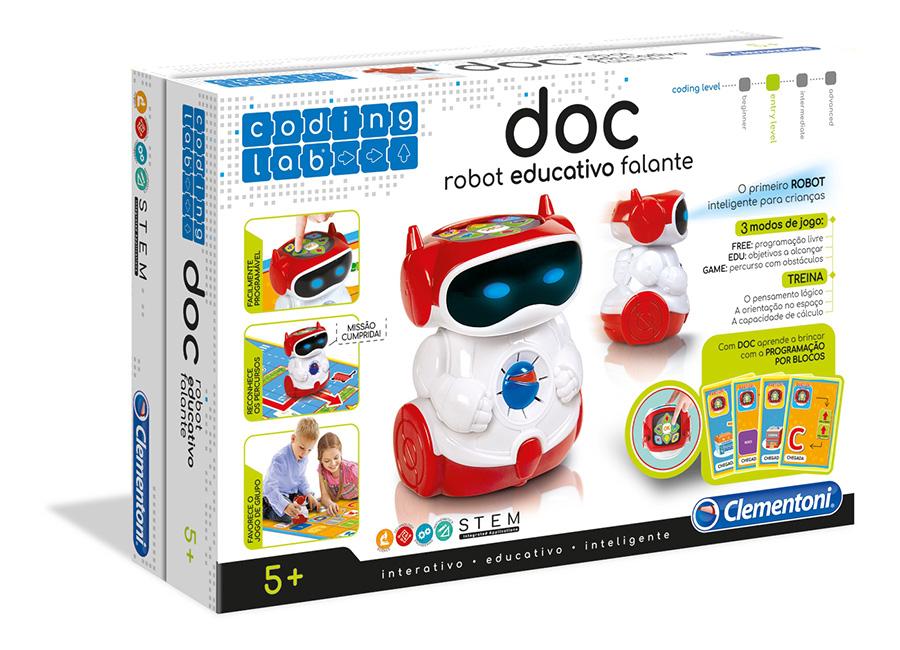 DOC Robot Educativo Falante