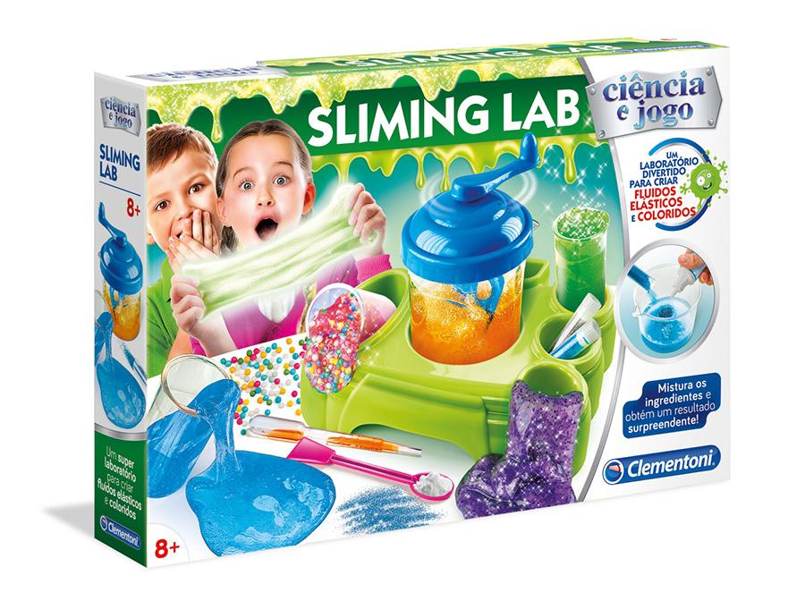 Sliming Lab