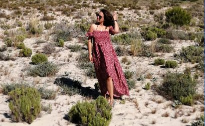 Sobreviver ao calor com o Vestido Shein