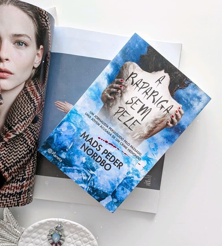 Livro A Rapariga Sem Pele