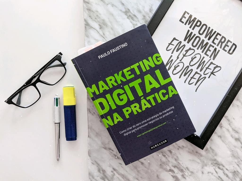 Livro Marketing Digital Na Prática