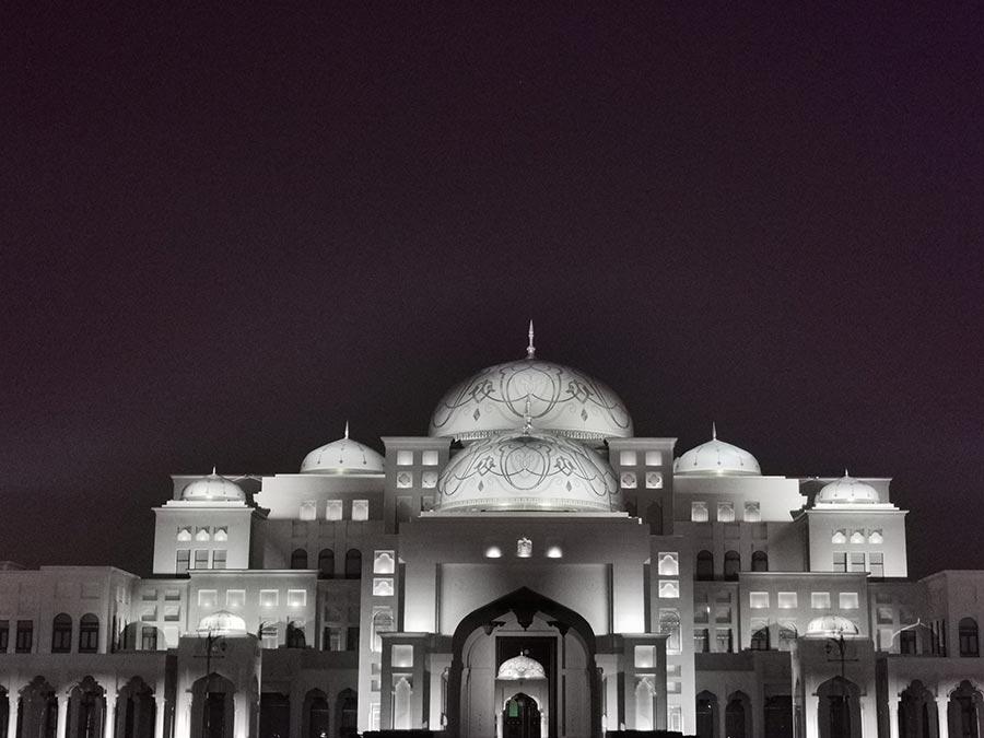 Qasr Al Watan, Presidential Palace @ Abu Dhabi