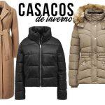 5 casacos quentes e baratos para este Inverno [da C&A]