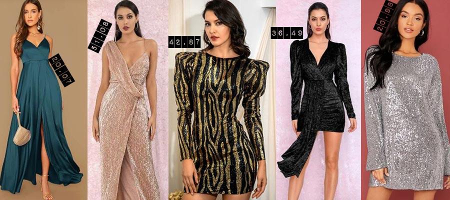 Vestidos Reveillon SHEIN