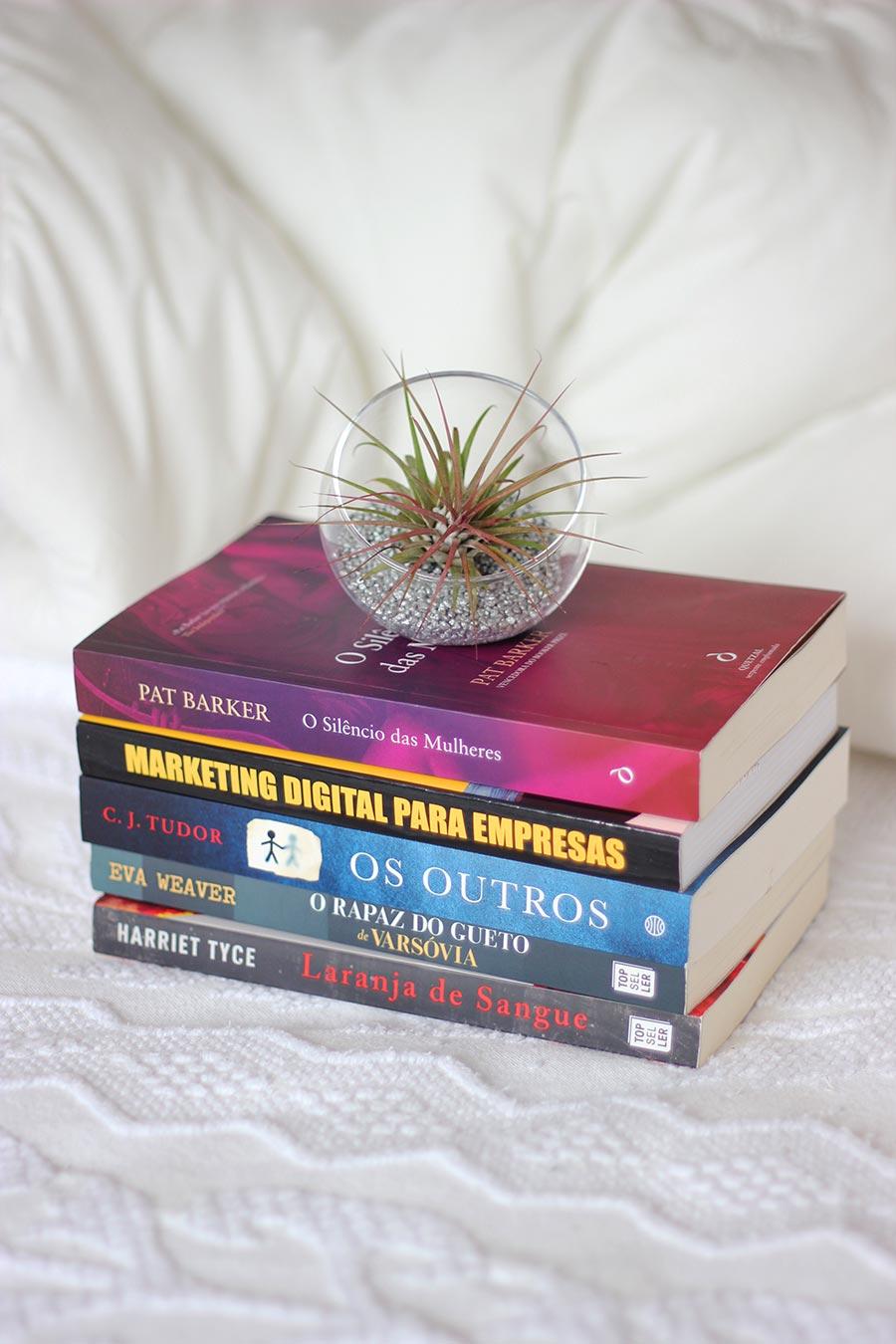 Os livros de Fevereiro 2020