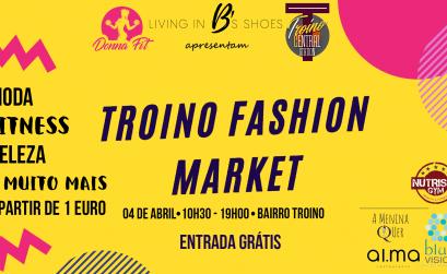Troino Fashion Market – Setúbal recebe mercado de roupa em segunda mão