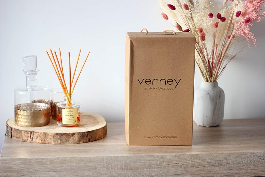 Verney Calçado Sustentável Português