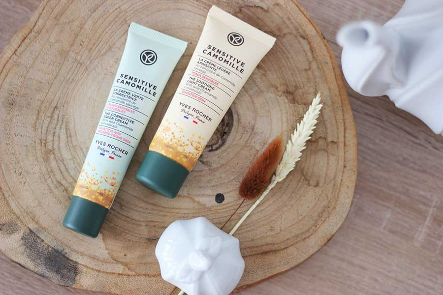 Sensitive Camomille da Yves Rocher